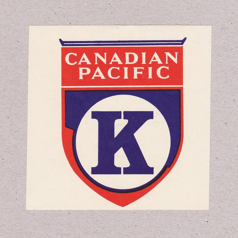 Canadian Pacific – Vintage poster – ANONYME – 1935
