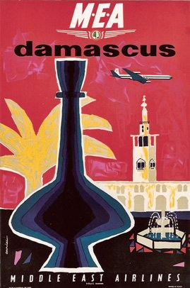 Damascus, Middle East Airlines