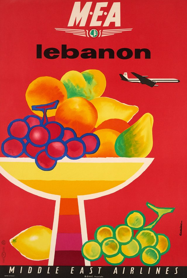 MEA Lebanon, Middle East Airways