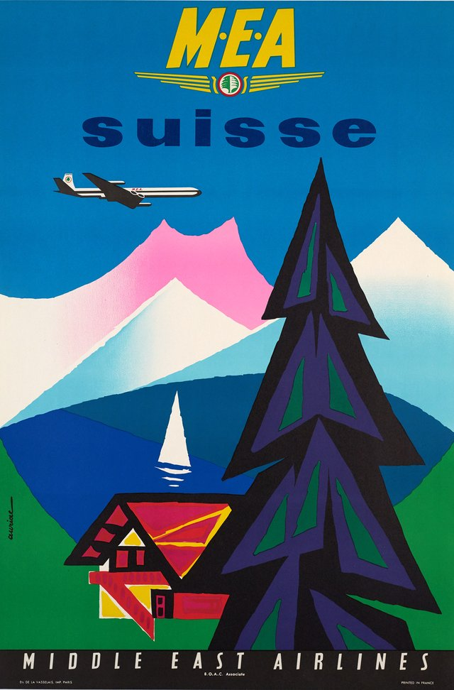 MEA Suisse, Middle East Airlines