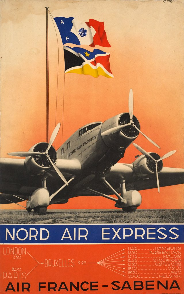 Nord Air Express, Air France Sabena