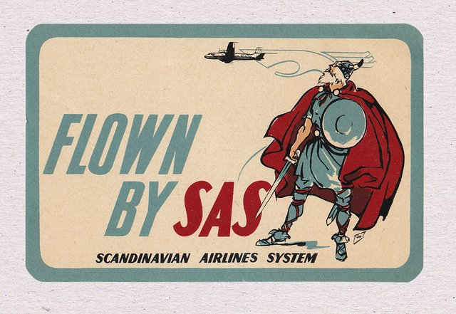 SAS, Scandinavian Airlines System
