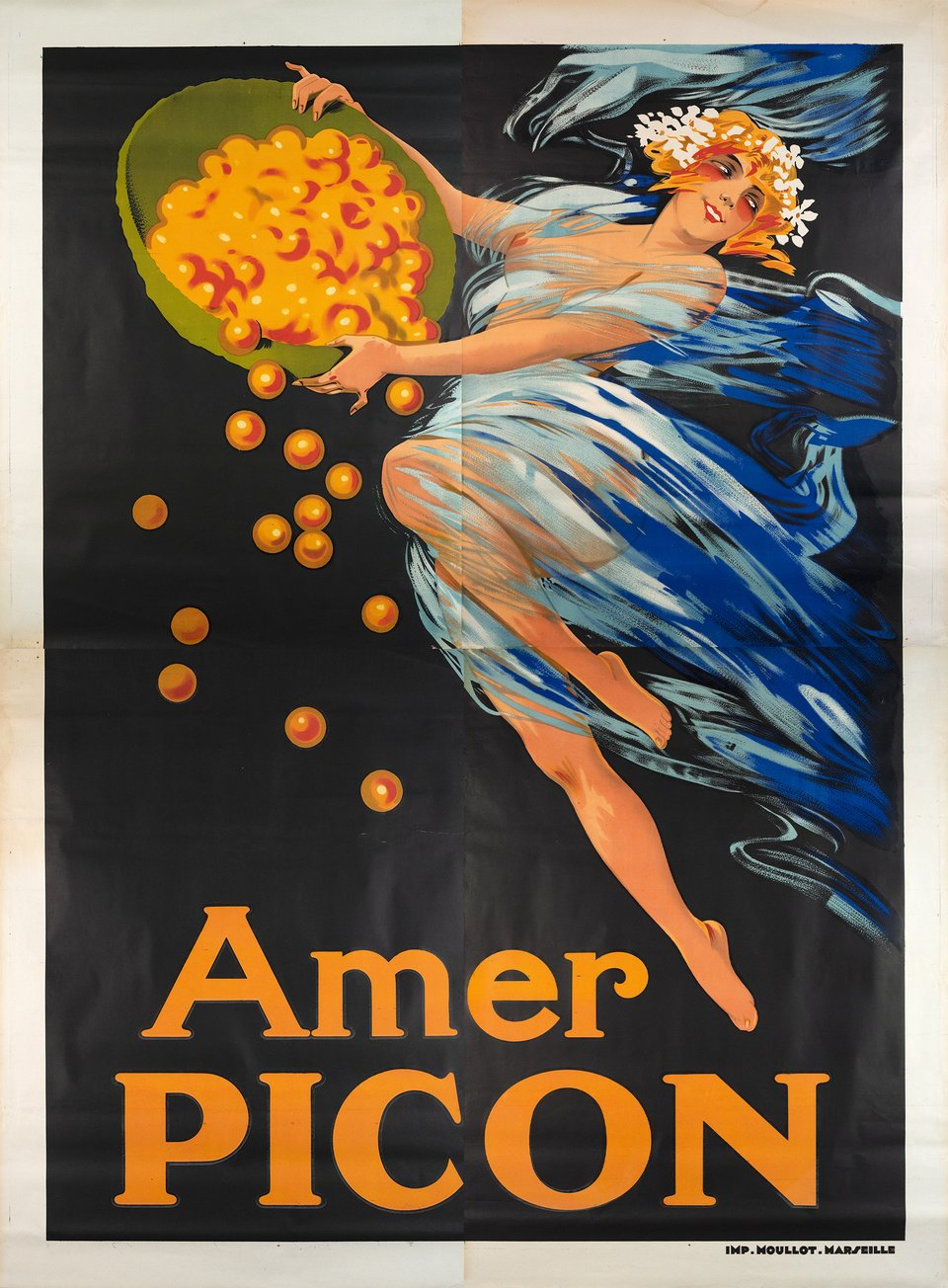 Amer Picon – Vintage poster – ANONYME – 1925