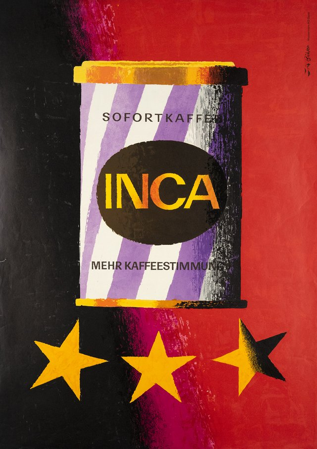 Inca, Sofortkaffee
