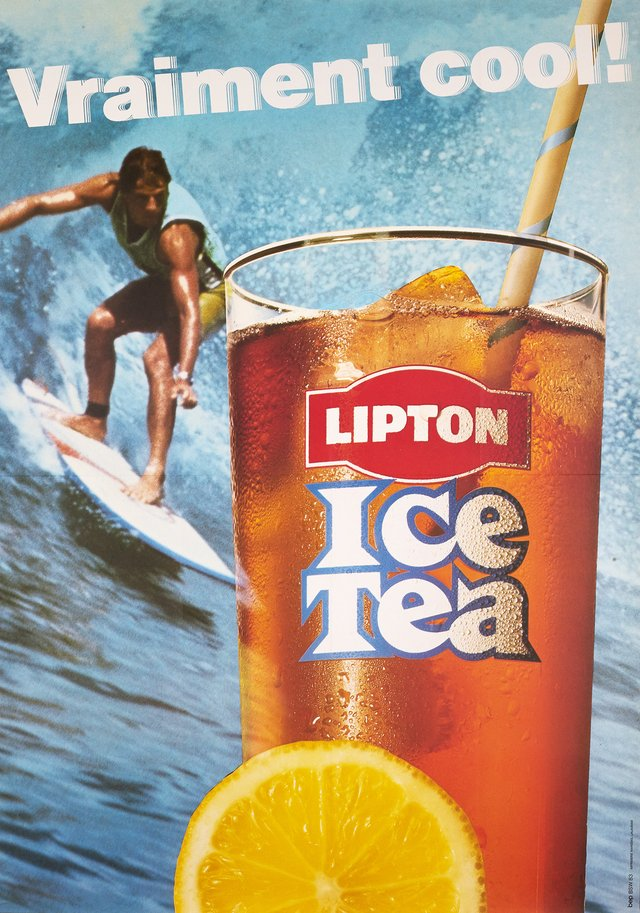 Lipton Ice Tea, Vraiment cool!