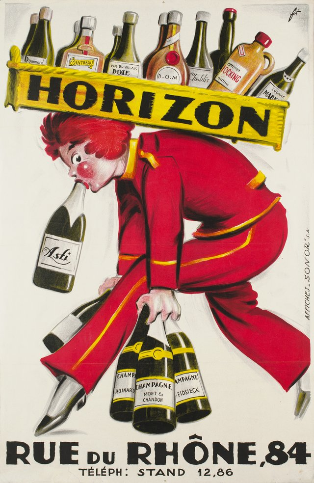Magasin de vins Horizon