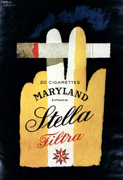 Cigarettes Maryland, Stella Filtra