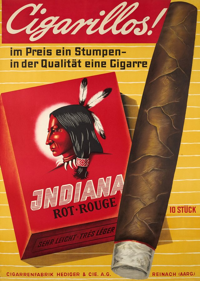Cigarillos Indiana