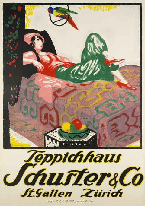 posters galerie 1 2 3 the place to find vintage art. Black Bedroom Furniture Sets. Home Design Ideas
