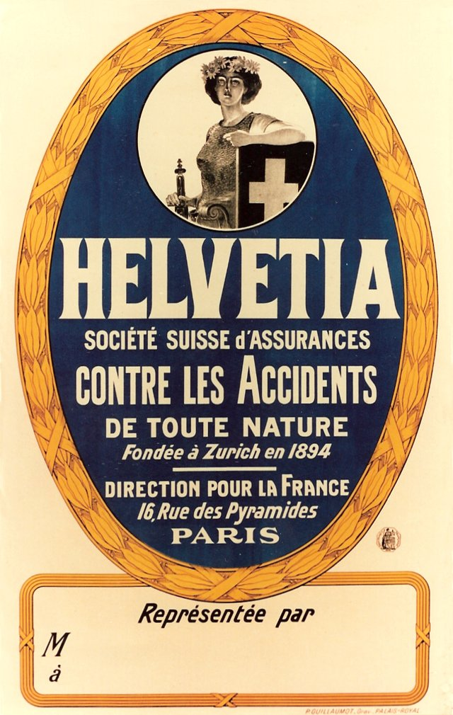 Helvetia Assurances, contre les accidents de toute nature