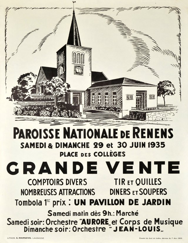 Paroisse nationale de Renens