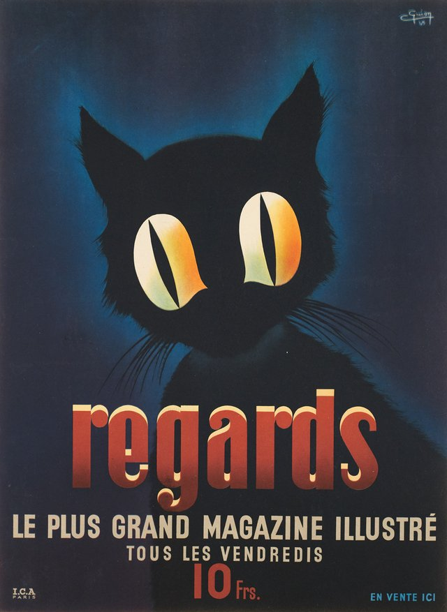 Regards, Magazine illustré
