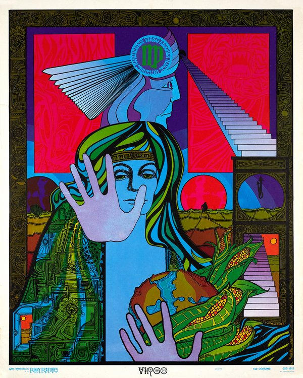 Psychedelic posters in Europe – Selections – Galerie 1 2 3