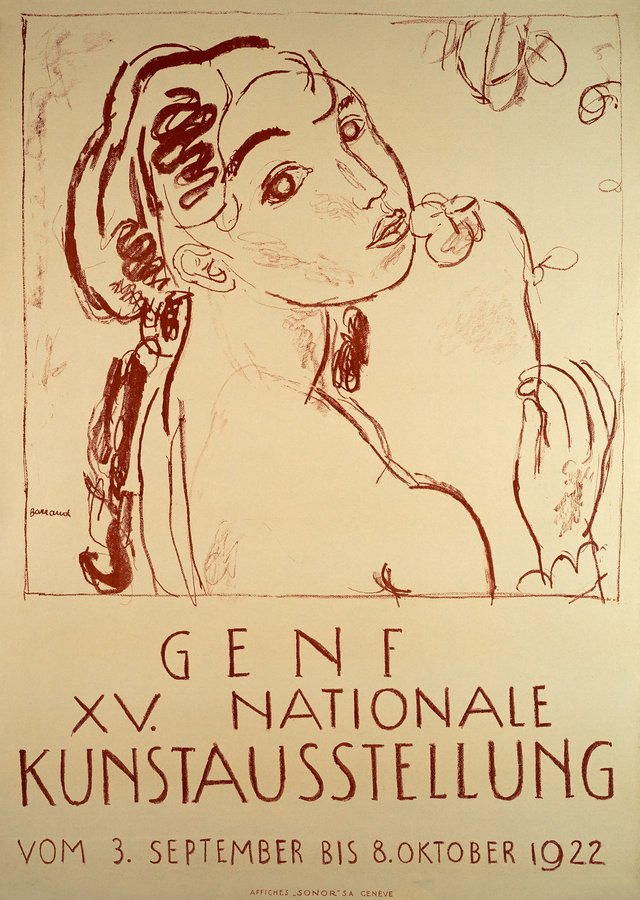 15. Nationale Kunstausstellung, Genf