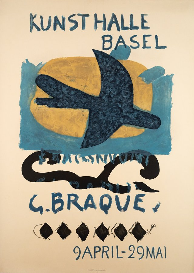 Braque Kunsthalle Basel