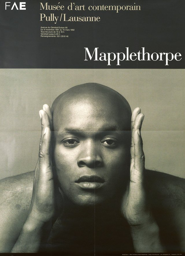 Robert Mapplethorpe Musée d'art contemporain Pully