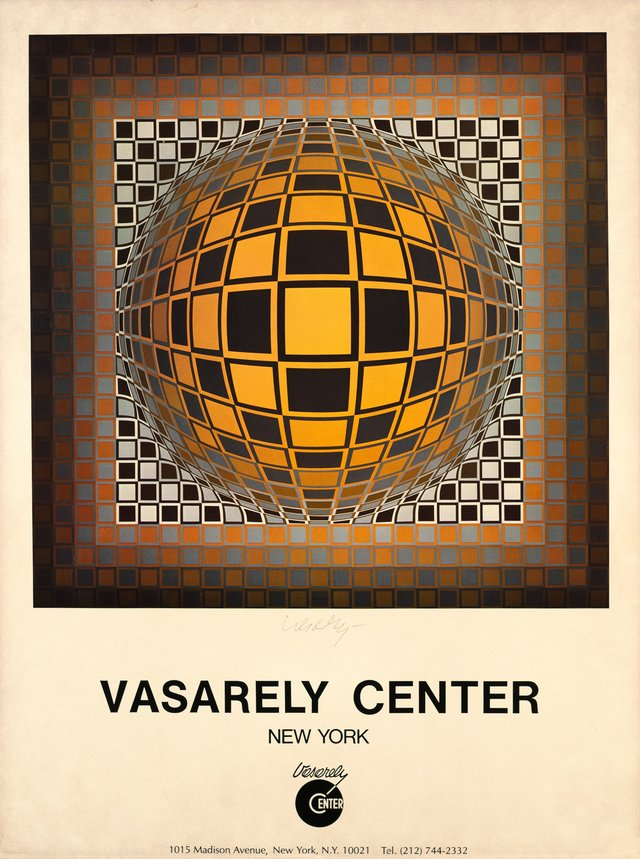 Vasarely Center, New York