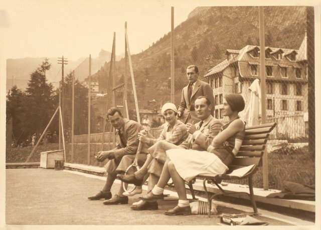 Zermatt, Tennis-Club