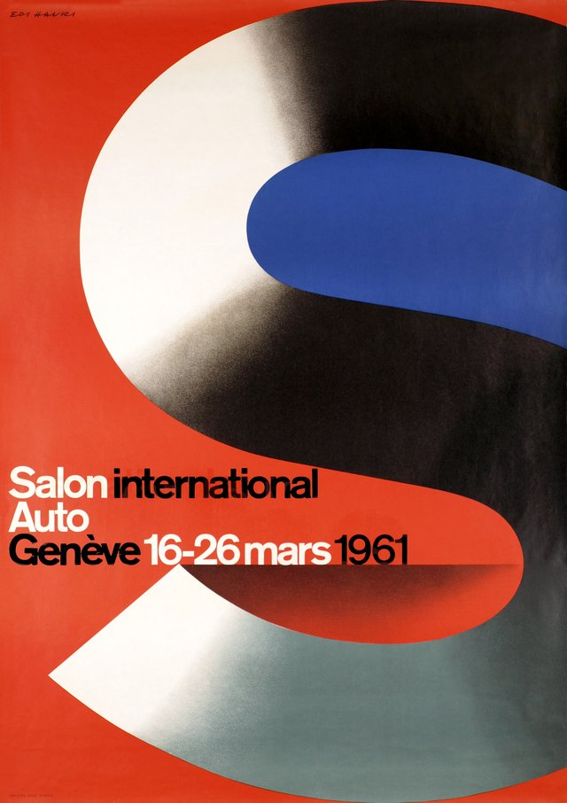 Genève, Salon international Auto 1961