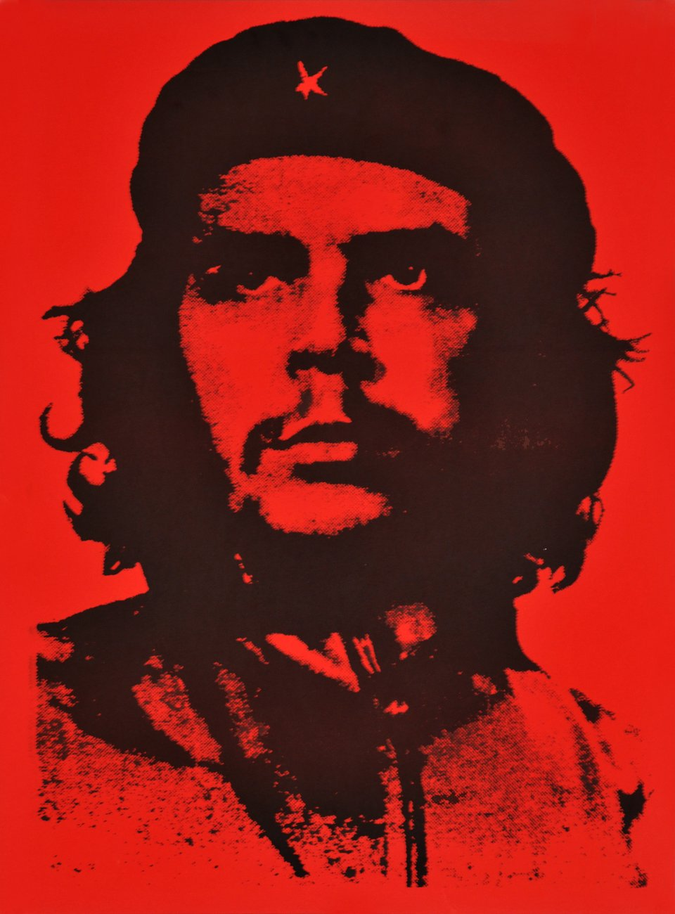 Che Guevara – Vintage poster – ANONYME – 1990