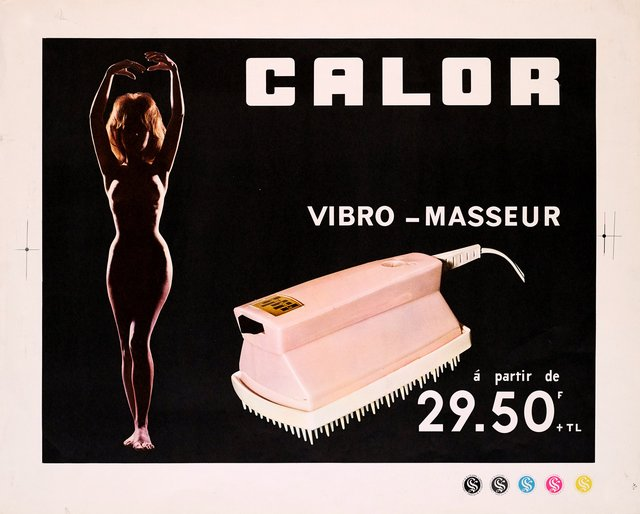 Calor, Vibro-masseur