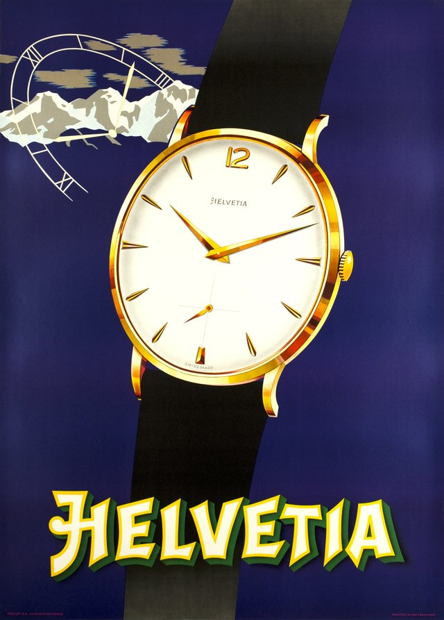 Helvetia watches