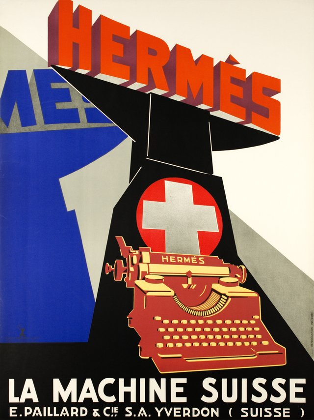 Hermès, la Machine Suisse