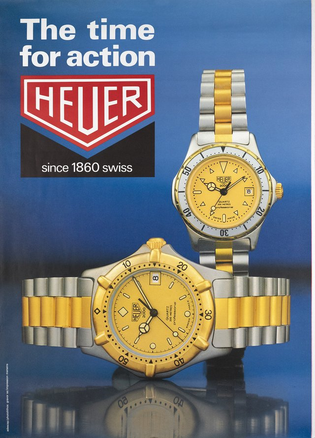 Heuer, The time for action