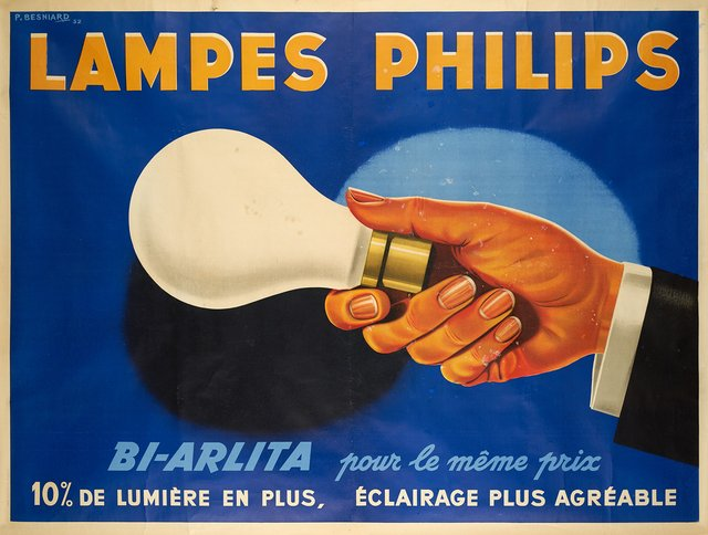 Lampes Philips
