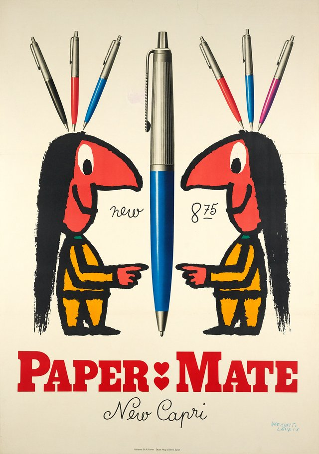 Paper Mate new Capri