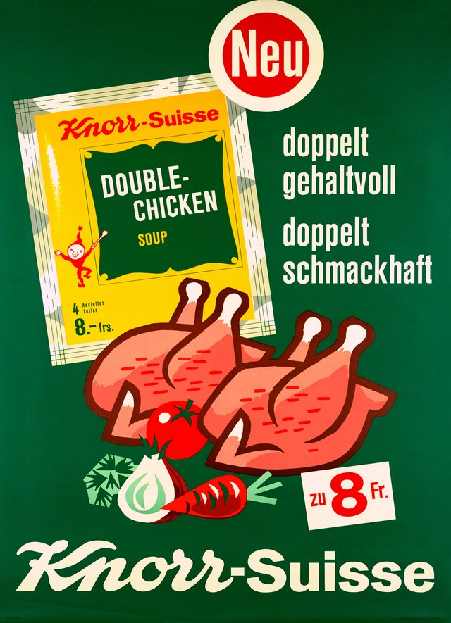 Knorr-Suisse, Double-Chicken soup