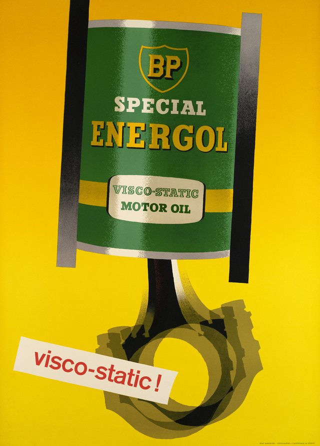BP, Spécial Energol, Visco-Static motor oil