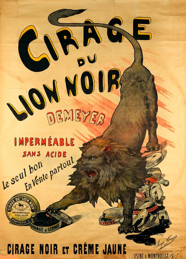 Cirage du Lion Noir, Demeyer