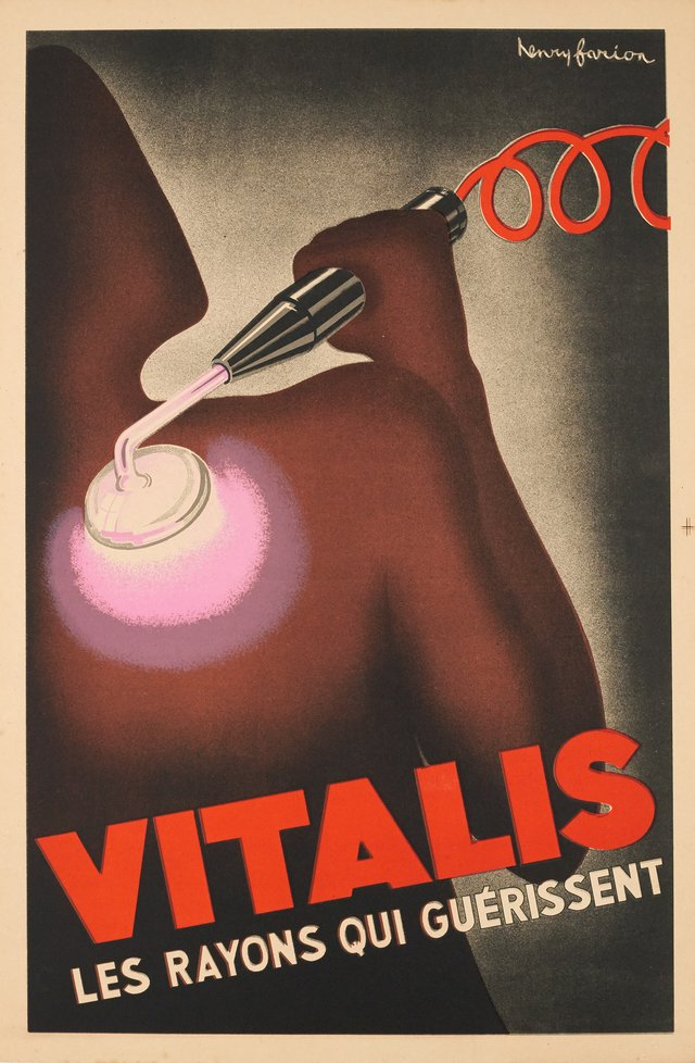 Vitalis, les Rayons qui Guérissent