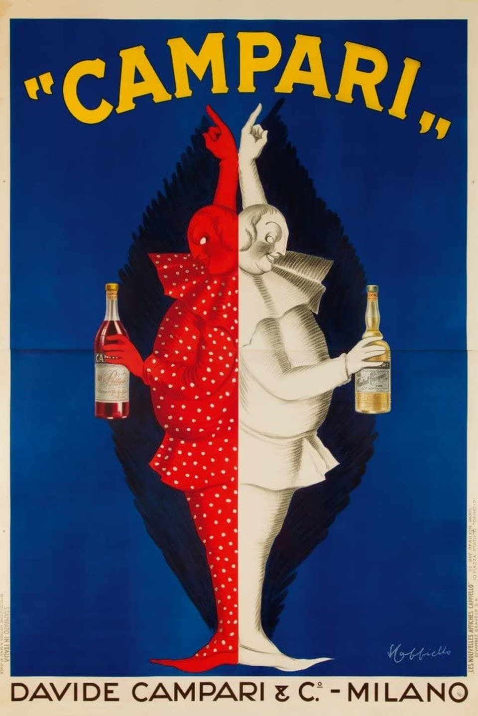 Campari – Vintage poster – Leonetto CAPPIELLO – None