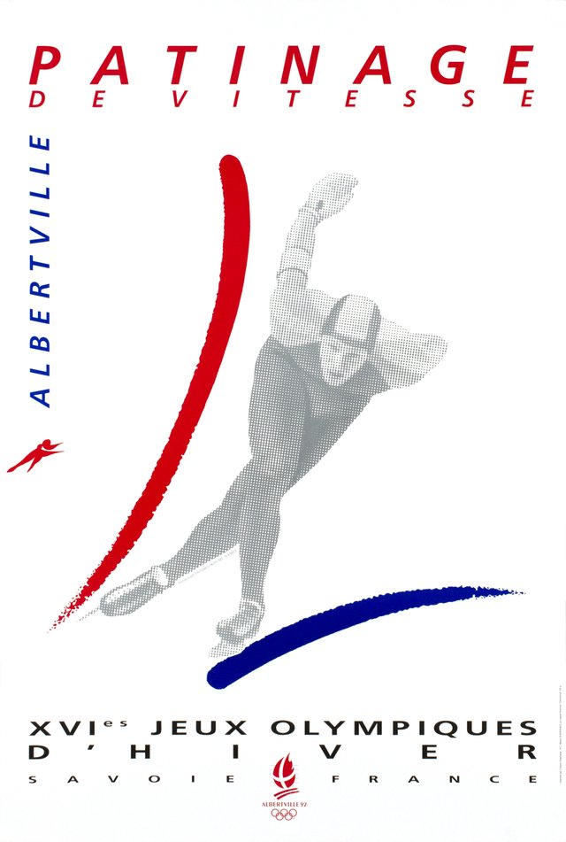 Albertville 1992, XVIes Jeux Olympiques, Speed Skating