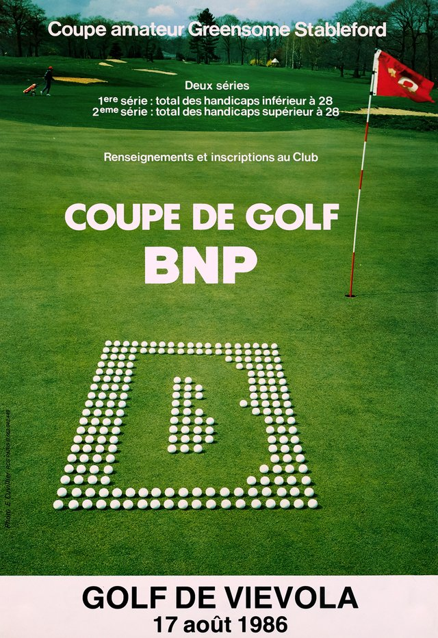 Coupe de Golf, BNP
