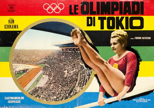 Di Tokio, Olympic Games 1964 Movie