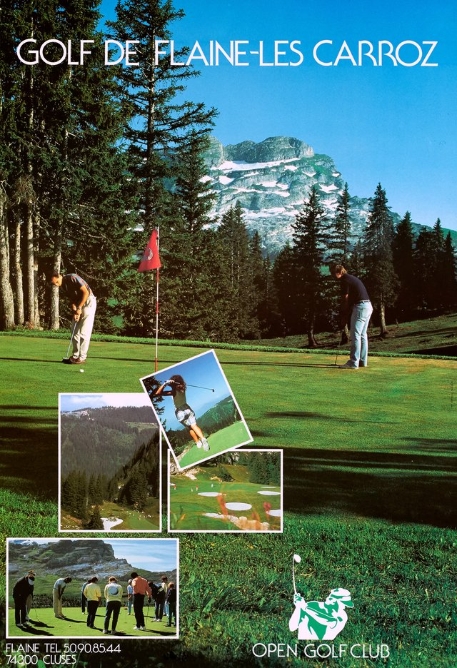 Golf de Flaine-Les Carroz