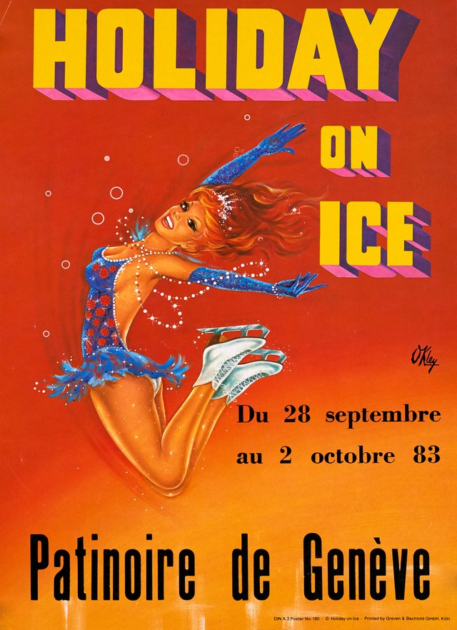 Holiday on Ice, Patinoire de Genève