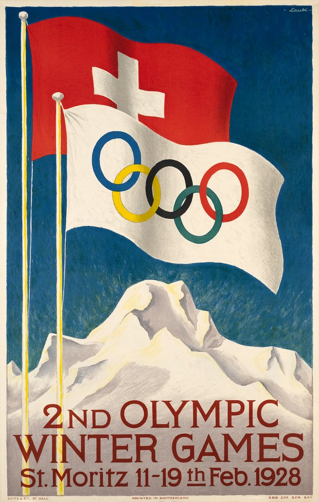 St.Moritz, 2nd Olympic Winter Games