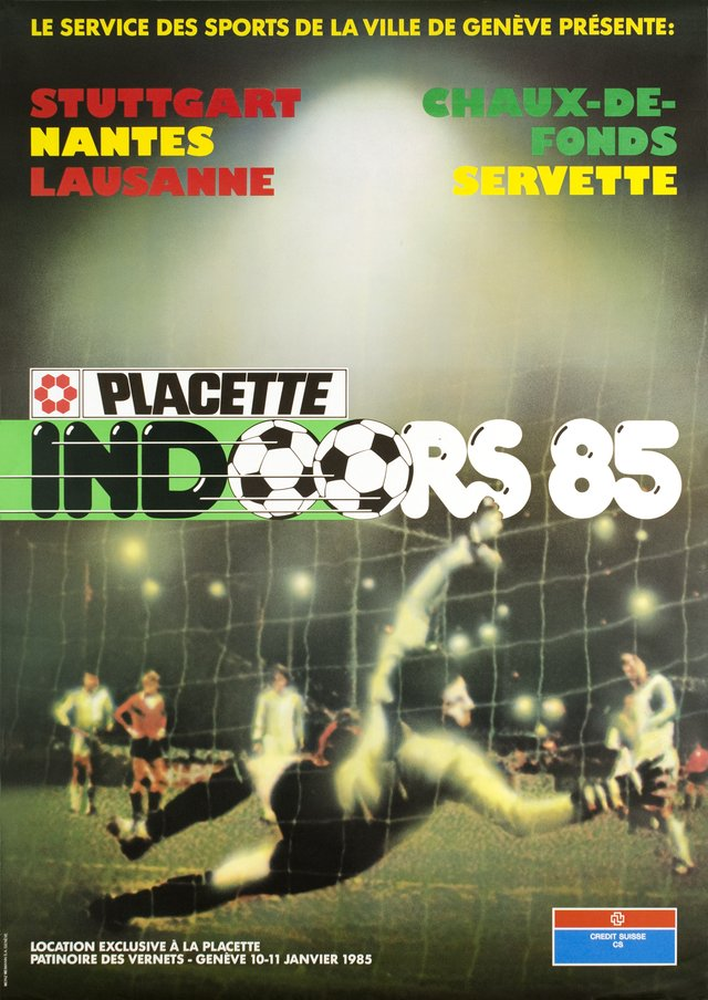 Placette Indoors 85