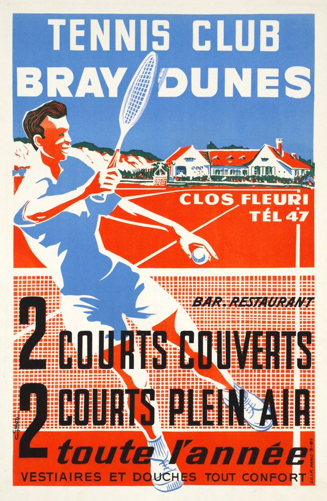 Tennis Club Bray Dunes