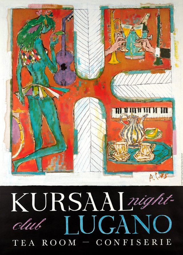 Kursaal Night-Club, Lugano