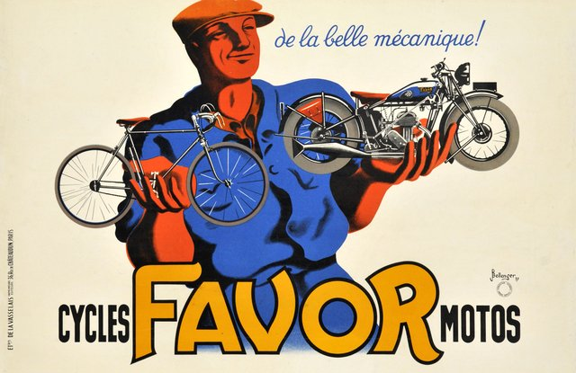 Cycle Favor Motos, de la belle mécanique!