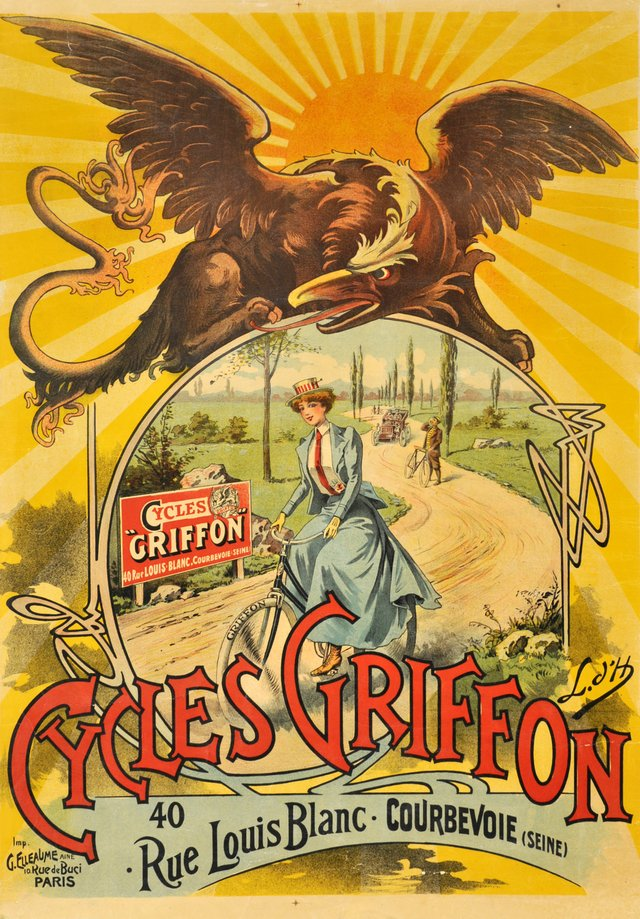 Cycles Griffon