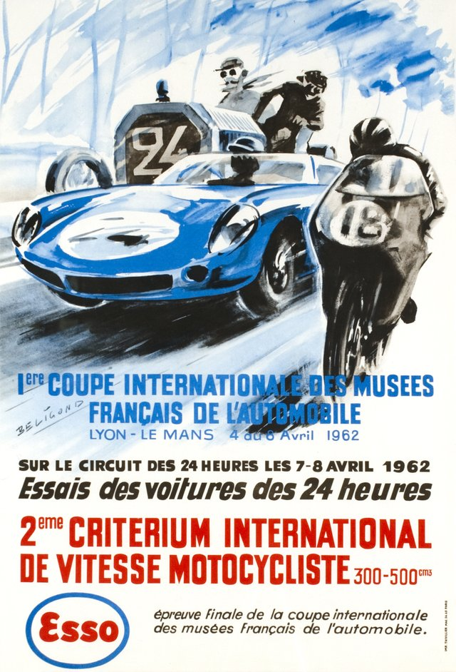 Le Mans 1962, 2e Critérium International de vitesse motocycliste