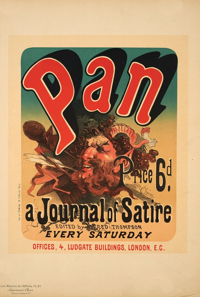 Pan a Journal of Satire