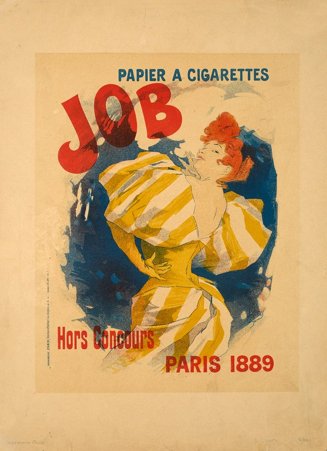Papier à cigarettes Job