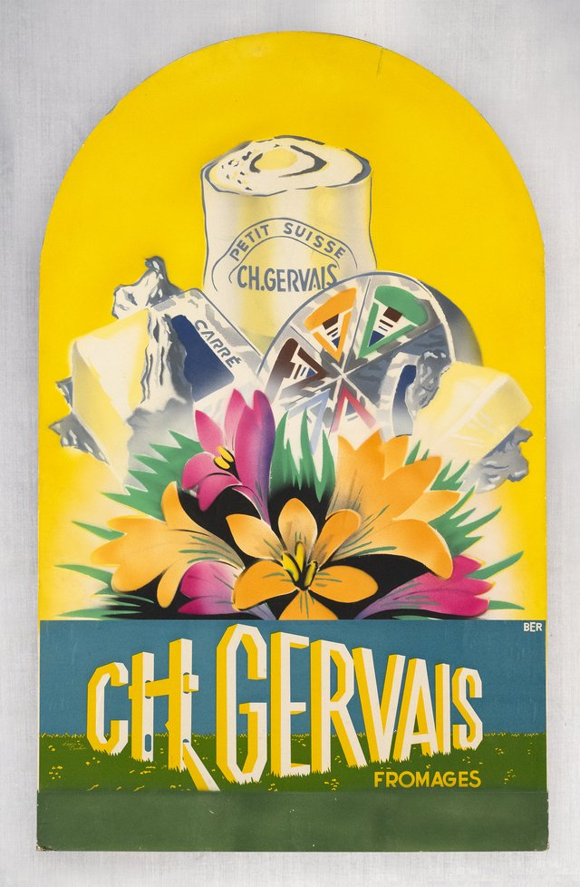 CH. Gervais, Fromages